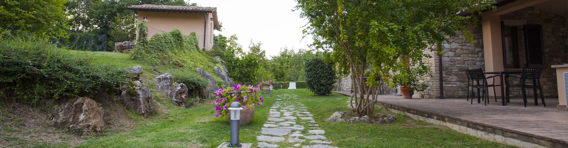 Agriturismo Assisi Relais Parco del Subasio - Residenze