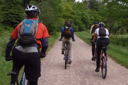 Relais Parco del Subasio | Agriturismo Assisi - In bicicletta nel parco