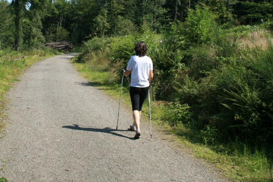 Relais Parco del Subasio | Agriturismo Assisi - Nordic Walking nel parco