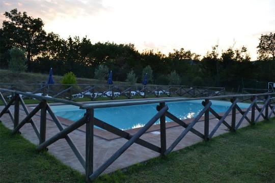 Relais Parco del Subasio | Agriturismo Assisi - Piscina