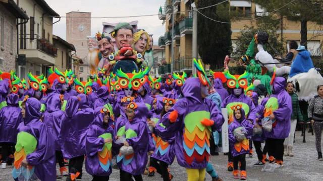 Relais Parco del Subasio | Agriturismo Assisi - Carnevale