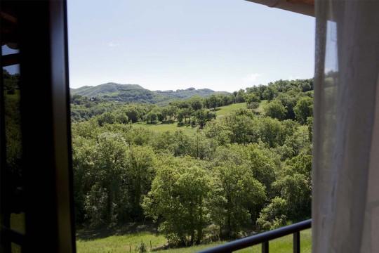 Relais Parco del Subasio | Agriturismo Assisi - Terrazza panoramica