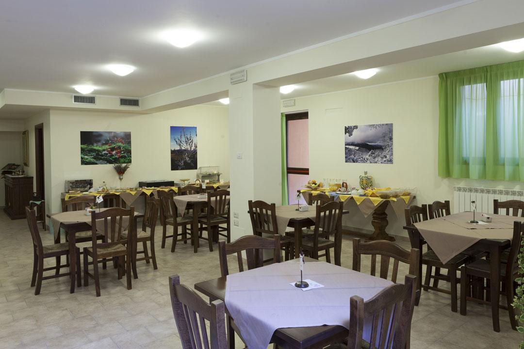 Relais Parco del Subasio | Agriturismo Assisi - Colazione a buffet