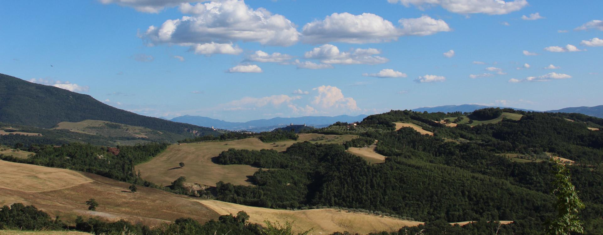Agriturismo Assisi 'Relais Parco del Subasio' - Ti aspettiamo per dare valore e sapore al tempo ed al silen<io