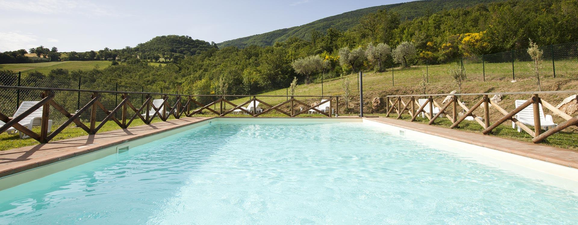 Agriturismo Assisi 'Relais Parco del Subasio' - Lontano dal caldo della pianura